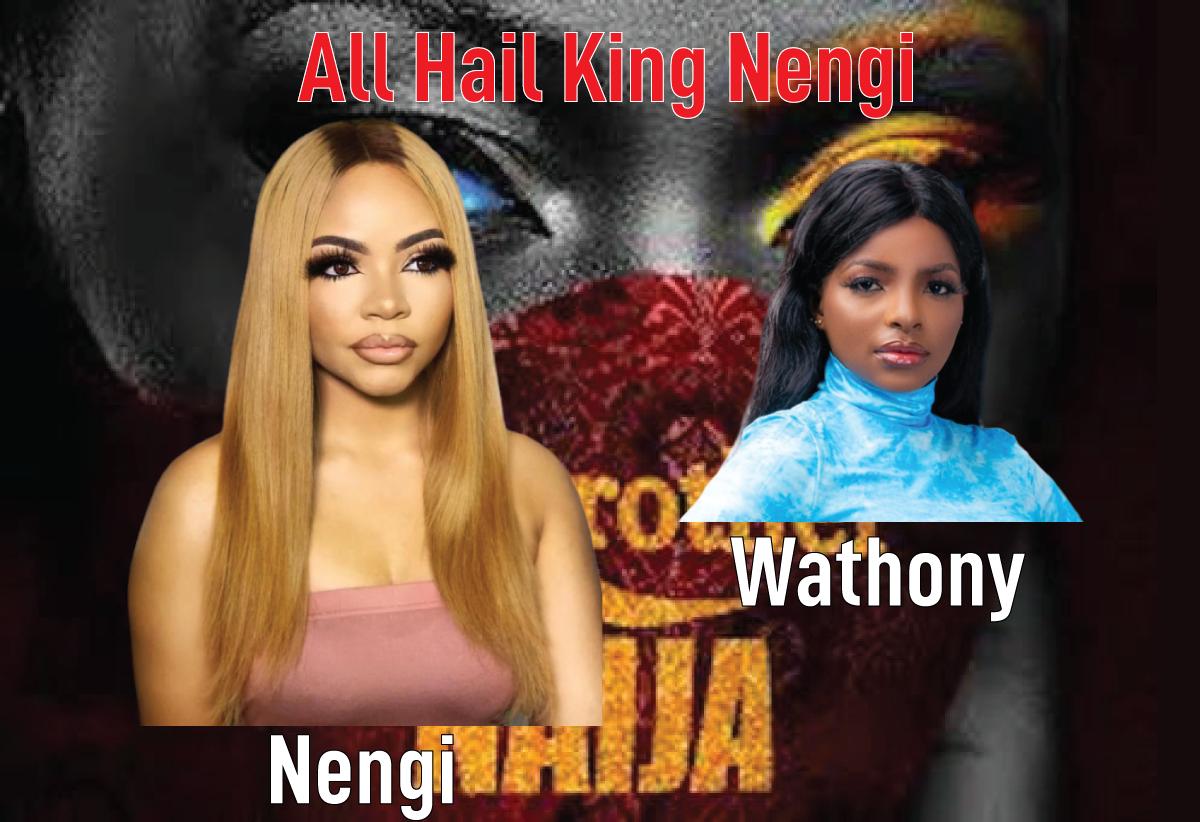 All Hail Queen Nengi