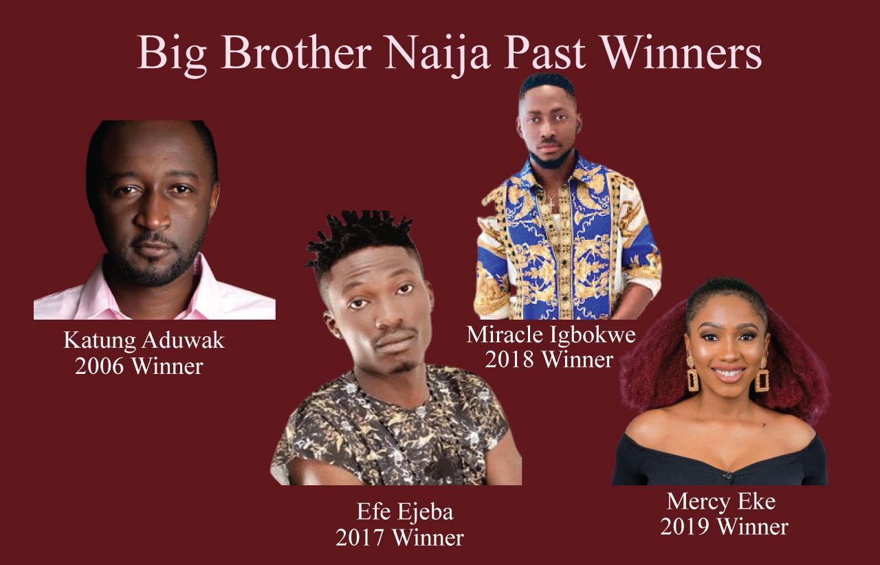 History of Big Brother Naija